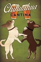Double Chihuahua Fine Art Print
