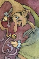 Elf VI Fine Art Print