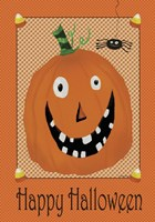 Halloween Flag Fine Art Print