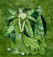 Absinth Fairy Fine Art Print