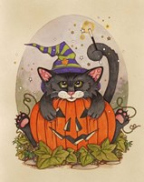 Little Pumpkin Fine Art Print