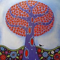Under the Apple Tree Fine Art Print