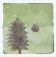 Xmas Tree 5 Fine Art Print