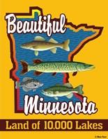 Beautiful Minnesota Fine Art Print