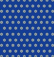 Star Of David Fine Art Print