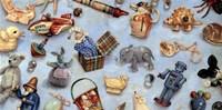 Scattered Toys Fine Art Print