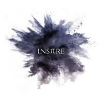 Inspire Powder Explosion Purple Fine Art Print