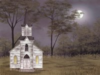 Evening Prayer Fine Art Print