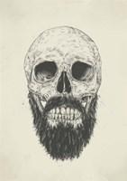 The Beard Is Not Dead Fine Art Print