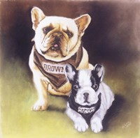 Rivals Fine Art Print