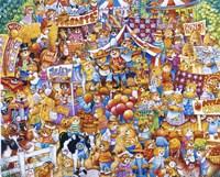 Teddy Bear Fair Fine Art Print