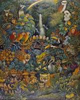 Rainforest Fine Art Print