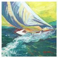 Regatta Colores Fine Art Print