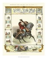 Equestrian Display II Fine Art Print