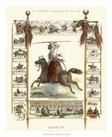 Equestrian Display IV Fine Art Print