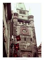 Clock Tower II Fine Art Print