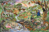 Noah's Rainbow #5 Fine Art Print