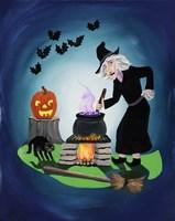 Witch Fine Art Print