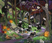 Witches in the Holler Fine Art Print