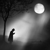 By the Moon Light Fine Art Print