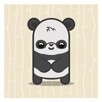 Cute Panda Fine Art Print