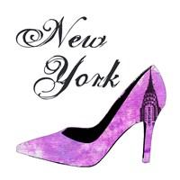 New York Fashion Fine Art Print