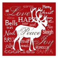 Christmas Wrap Fine Art Print