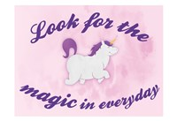 Unicorn Magic Fine Art Print