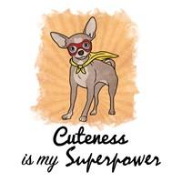 Superpowered Cuteness Fine Art Print
