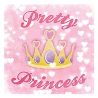 Pretty Princess Fine Art Print