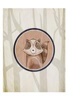 Forest Animals 1 Fine Art Print