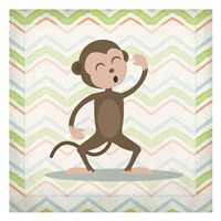 Monkey Time Fine Art Print