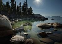Heaven Over Tahoe Fine Art Print