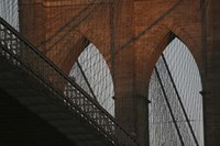 Brooklyn Bridge 1 Fine Art Print