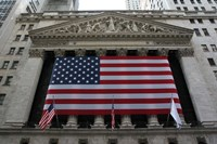 New York Stock Exchange Fine Art Print