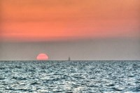 Key West Sunset X Fine Art Print