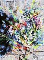 Suzaku Fine Art Print