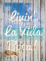 Livin La Vida Boca Fine Art Print