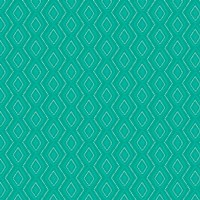 Teal Diamonds Fine Art Print