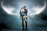 Angelic Rescue Fine Art Print