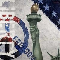 Liberty Fine Art Print