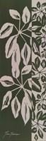 Flora Panel 1 Fine Art Print