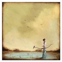 Second Thoughts Fine Art Print