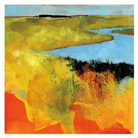 Backwaters Fine Art Print