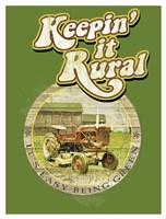Keepin' It Rural Fine Art Print