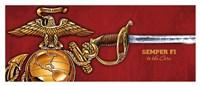 Marines Fine Art Print