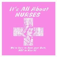 Nurses Fine Art Print