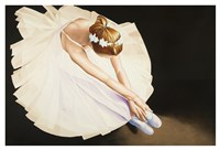 The Ballerina Fine Art Print