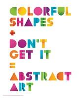 Abstract Art Fine Art Print