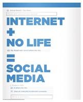 Social Media Fine Art Print